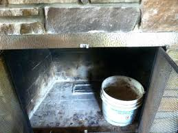 fireplace ash dump door home depot cleanout