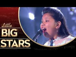 little big stars elha nympha sings sia s chandelier c8