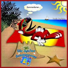Endlich Sommerferien Smollis Spaßbilder Sprüche Sammlung