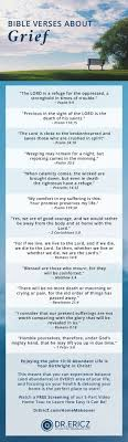 Bible Verses About Grief