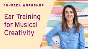 Ear Training for Musical Creativity   Improvise for Real