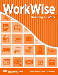 Resources At Work Workwise Reading At Work Grass Roots Press Adult Literacy Esl