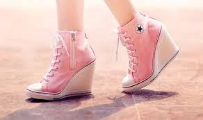 converse shoes high tops for girls. shoes converse high heel heels wedge sneakers pink wedges all star tops for girls