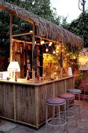 gallery of outdoor kitchens tiki bar fabulous 8