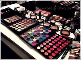 nyx makeup artist kit review