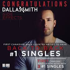 Dallas Smith Soars To The Top Of The Charts With Second