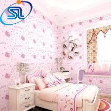 kids bedroom for girls hello kitty. Hello Kitty Room For Girls Free Shipping Romantic Lovely Wallpaper Baby Kids Children . Bedroom