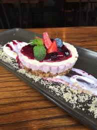 Berry Cheesecake - Vegan - Picture of Fresh Byron, Byron Bay - Tripadvisor