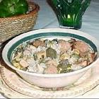 anita s easy slow cooker gumbo