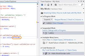 my computer works reviews get your code reviewed with visual studio microsoft docs
