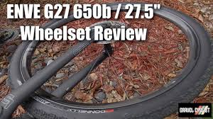 Enve Composites G27 650b Wheelset Review The Big Volume Tire Gravel Wheelset