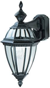 heritage black 21 dusk to dawn motion sensor outdoor light wall porch lights com