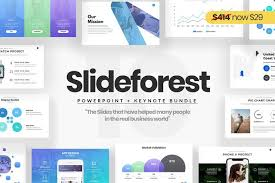 Powerpoint Presentation Templates For Business Slideforest Professional Presentation Templates