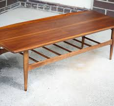 diy mid century modern coffee table bed and shower