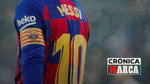 FC Barcelona News: The year Messi said ...