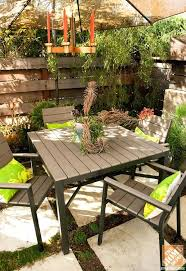 small space outdoor furniture. Small Patio Furniture Ideas Remarkable Space Interesting . Outdoor