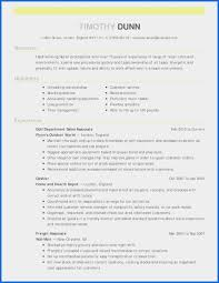 44 Beautiful Easy Resume Template Get Free Resume Templates Get