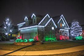 Christmas Light American Holiday Lights Installation Company Chicago Residential
