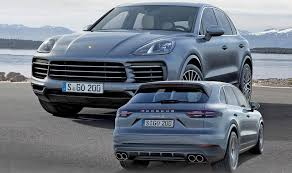 porsche new models 2018.  models the 2019 porsche cayenne goes on sale in the us mid2018 introductory  models will have smaller more powerful engines than those outgoing  throughout porsche new 2018