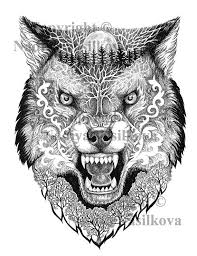 21 Wolf Coloring Pages For Adults Pictures Free Coloring Pages