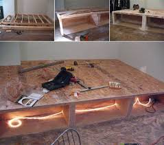 diy platform bed. David Tells Us His DIY Platform Bed Project Isn\u0027t Yet Complete, But We Think He\u0027s Done Such A Spectacular Job With Bed/storage To This Point, Diy D