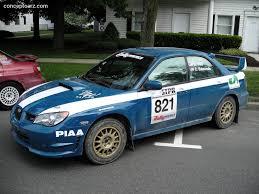 2006 Subaru Impreza WRX STi at the Macungie Car Show