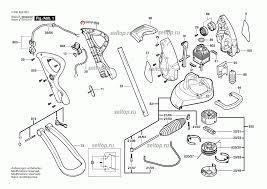 Запчасти для триммера <b>Bosch ART</b> 30 GSD (0600829003). SelTop ...