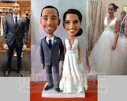 Cheap Custom Wedding Cake Toppers Head To Toe Personalized Made From