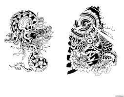 тату драконов эскизы татуировок татуировки лучшие эскизы фото