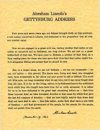 gettysburg address clipart  lincoln gettysburg address clipart