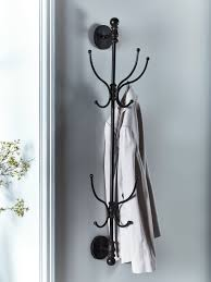Coat Rack Uk Fascinating Industrial Wall Mounted Coat Rack