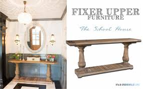 It s A Grandville Life Furniture from Fixer Upper