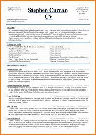 Resume Template Word Document Lcysne Com