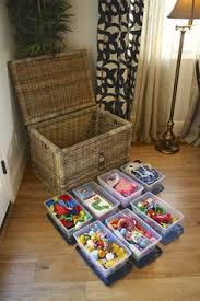 Living room organization furniture Mud Room Fun Home Things 12 great Organizing Ideas Like The Toy Chest Pinterest How Organize The Toys In My Living Room Easy Way To Keep It All