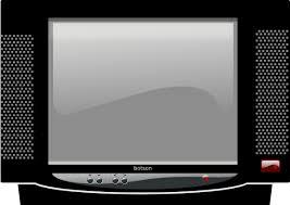 tv clipart png. television clip art at clker.com - vector online, royalty free \u0026 public domain tv clipart png