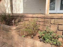 patio stamped decorative concrete stairs sidewalk retaining wall aquacrete2