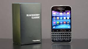 Goodbye BlackBerry Classic: Mobile ...