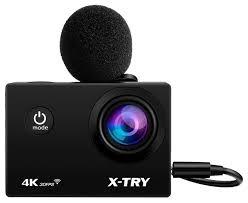 Купить <b>Экшн</b>-<b>камера X</b>-<b>TRY</b> XTC191 EMR UltraHD черный по ...