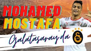 Mohamed Mostafa Galatasaray'da - Mohamed Zamalek Kimdir ? - YouTube