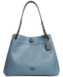 COACH. Turnlock Edie Shoulder Bag in Pebble Leather. 72 reviews. main  image  main image ...