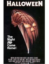 best horror images horror films horror movies  halloween original folded 1 sheet movie poster starring jamie lee curtis and donald pleasance directed by john carpenter this classic horror