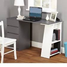 Contemporary study furniture New Modern Office Image Is Loading Writingdeskhomeofficecomputerstudytablecontemporary Ebay Writing Desk Home Office Computer Study Table Contemporary Modern