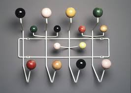 Eames HangItAll Coat Rack Brooklyn Museum 2