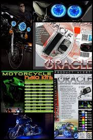 oracle halo kits motorcycles drag on by design
