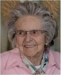 Mary Dora Dot McCabe 19202020, death notice, Obituaries, Necrology