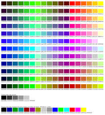How To Use Html Color Codes In Blogger Blogger Templates