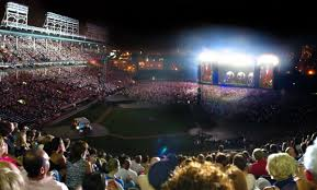 2019 Wrigley Field Concerts The Local Tourist Chicago