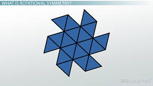 What is Rotational Symmetry? - Definition & Examples - Video ...
