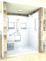 ada shower stalls handicap shower stalls handicap shower stall with seat accessible shower stall requirements handicap