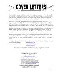 Cover Letter For A Paper Examples Adriangatton Com
